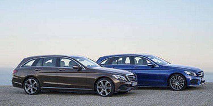 El nuevo Mercedes-Benz Clase C Estate, al detalle