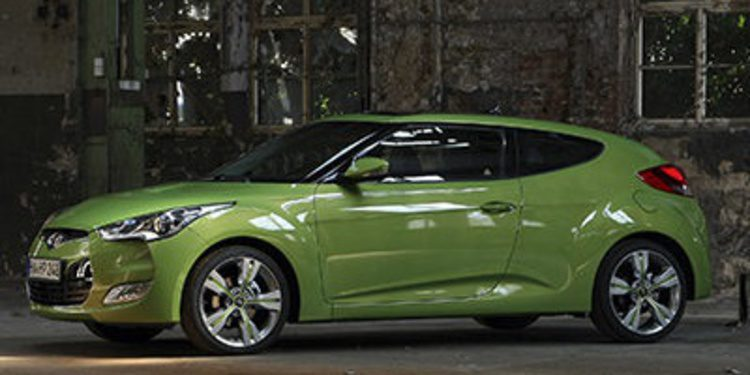 Hyundai prepara el restyling del Veloster