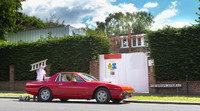 London Motor Group presenta su Ferrari 412 pick-up