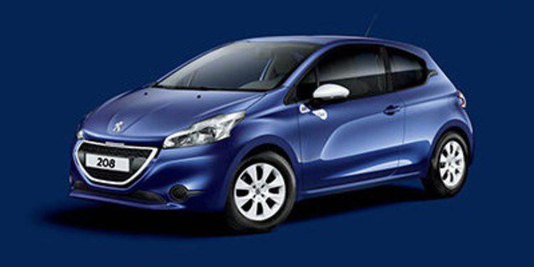 Peugeot lanza el 208 Like como edición limitada