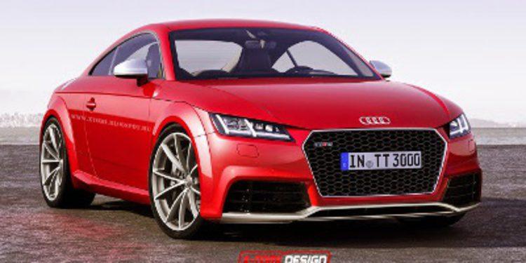 Conoce los futuros modelos de Audi en render
