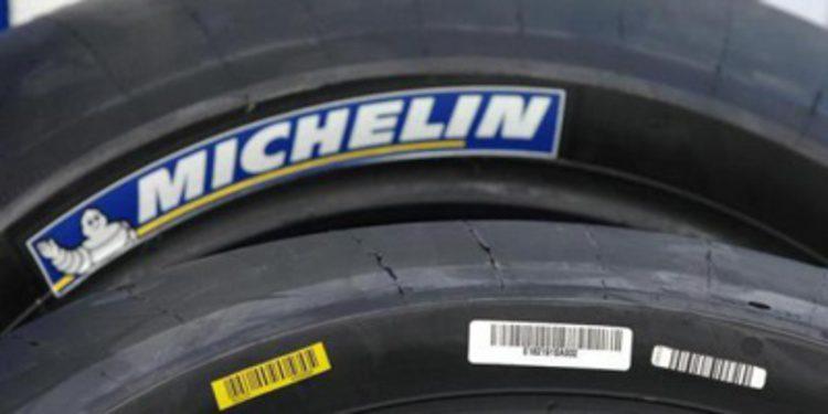Michelin da sus primeros pasos en su regreso a MotoGP