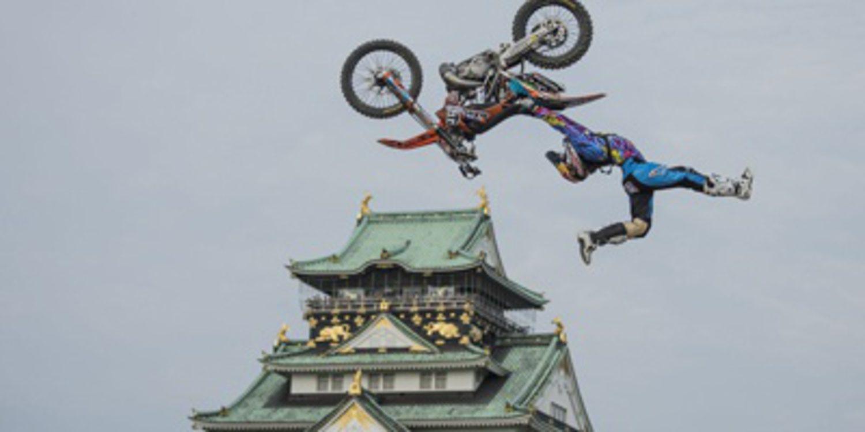 Levi Sherwood gana el Red Bull X-Fighters de Osaka