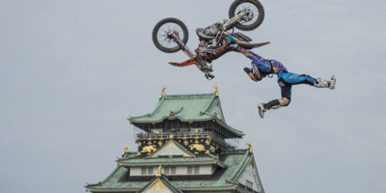 Levi Sherwood gana el Red Bull X-Fighters de Osaka