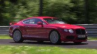 Cazan la posible versión RS del Bentley Continental GT V8