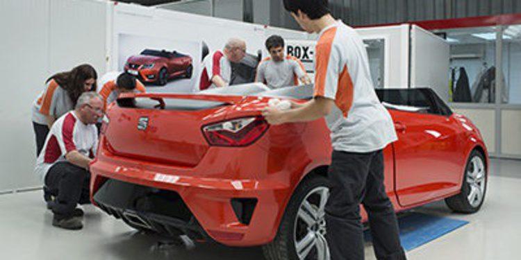 Descubrimos como se hizo el Seat Ibiza Cupster