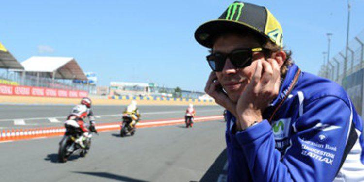 Valentino Rossi cumplirá su Gran Premio 300 en Italia