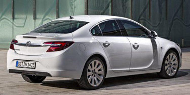 Segunda juventud para el Opel Insignia en Europa