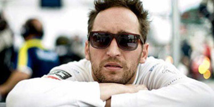 Frank Montagny con Andretti Autosport en Formula E