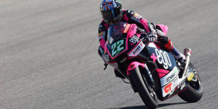 Sam Lowes, de campeón de Supersport a Moto2