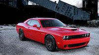 Escucha el rugido del Dodge Challenger SRT Hellcat