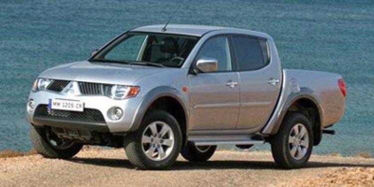 Mitsubishi L200, el pick up del millón de unidades