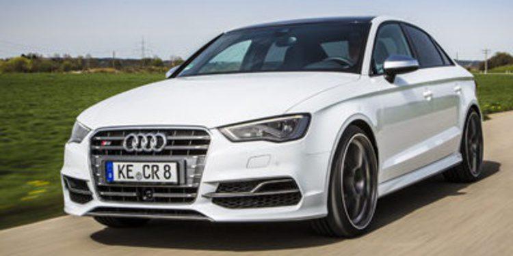 Abt Sportsline se mete en faena con el Audi S3 sedán