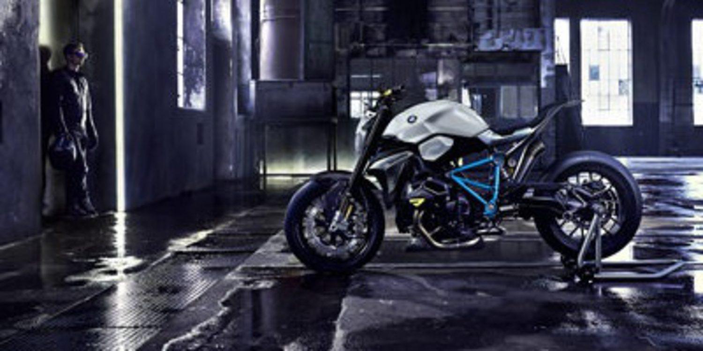 BMW Concept Roadster, futuro en dos ruedas