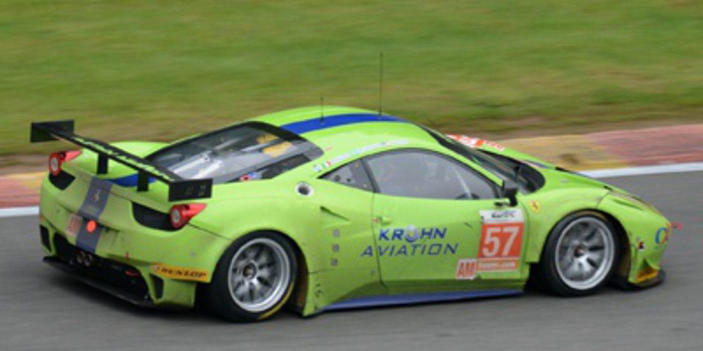 'The Stig' estará compitiendo en las 24h de Le Mans