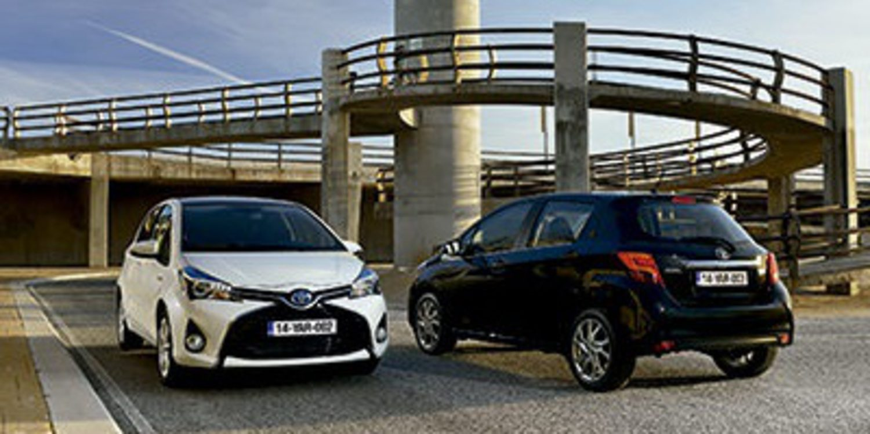 El Toyota Yaris brilla y se renueva por completo