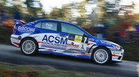 Alex Pais al final competirá en el Rally Rías Baixas