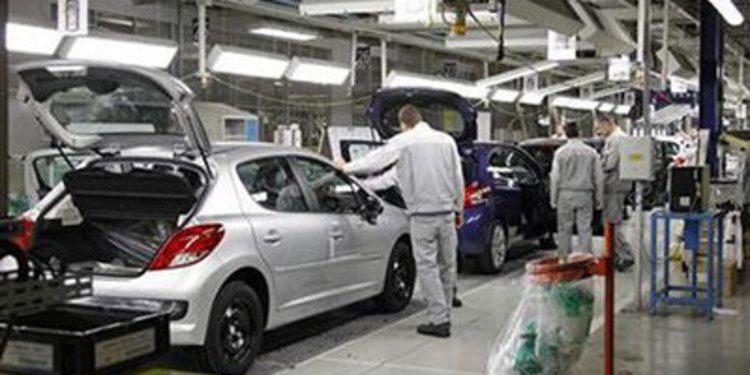 PSA Madrid se despide del Peugeot 207