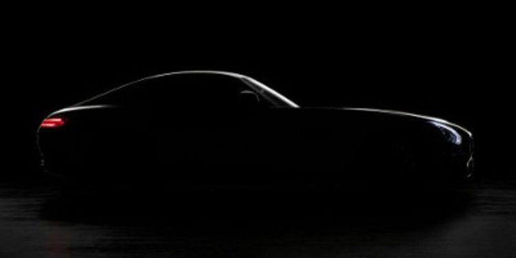 Mercedes nos descubre el sonido del AMG GT