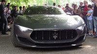 Maserati Alfieri brilla en el Concorso d'Eleganza Vila d'Este