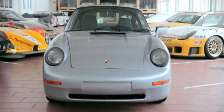 Porsche descubre otro proyecto secreto
