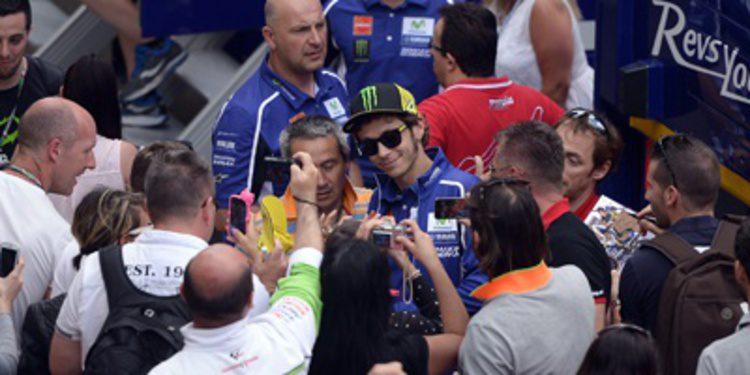 Directo del FP1 del GP de Italia de MotoGP 2014