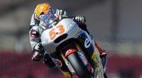 Tito Rabat muestra sus cartas en el FP1 de Moto2 en Italia