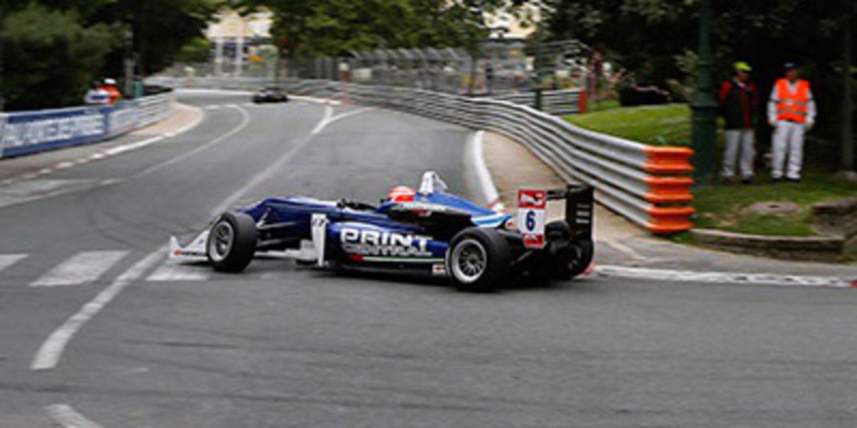 Edward Jones de baja las próximas tres pruebas de F3