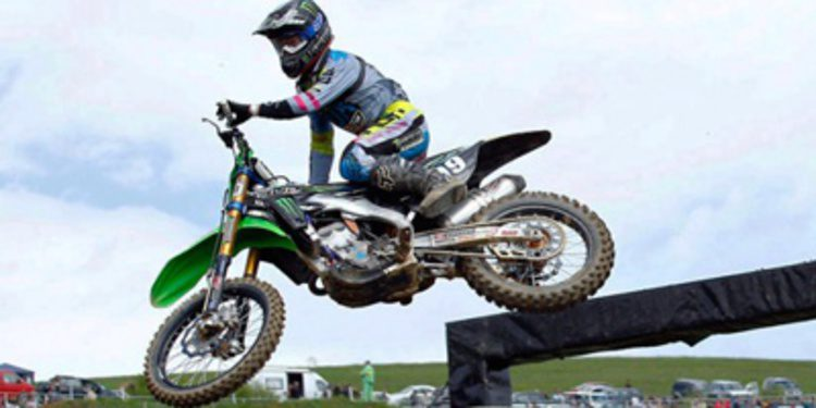 Jorge Zaragoza será el segundo español en MX2