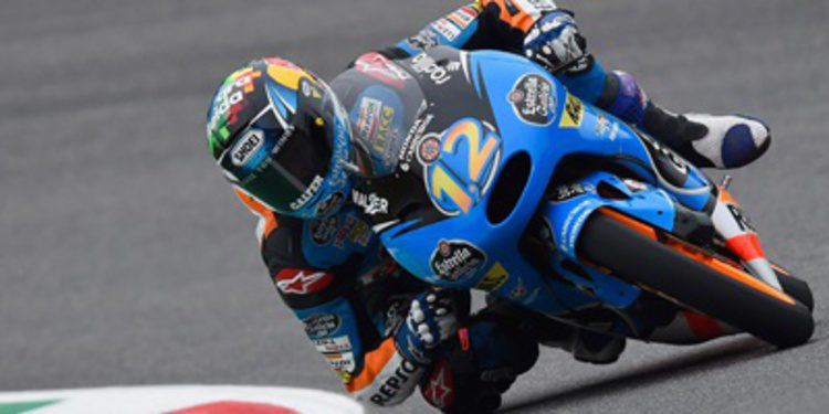 Alex Márquez repite en el FP3 de Moto3 en Mugello