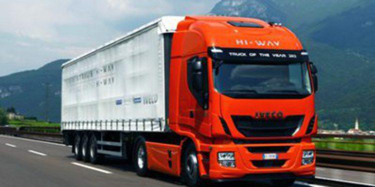 Los Iveco Stralis Euro 6 de gas natural en el mercado