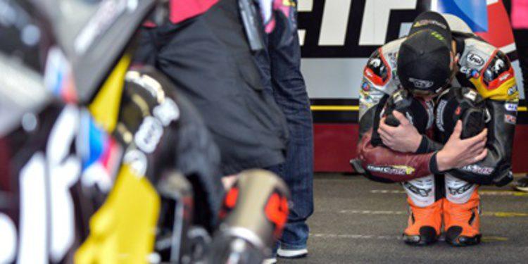 Nadie frena en Mugello a Tito Rabat por la pole de Moto2
