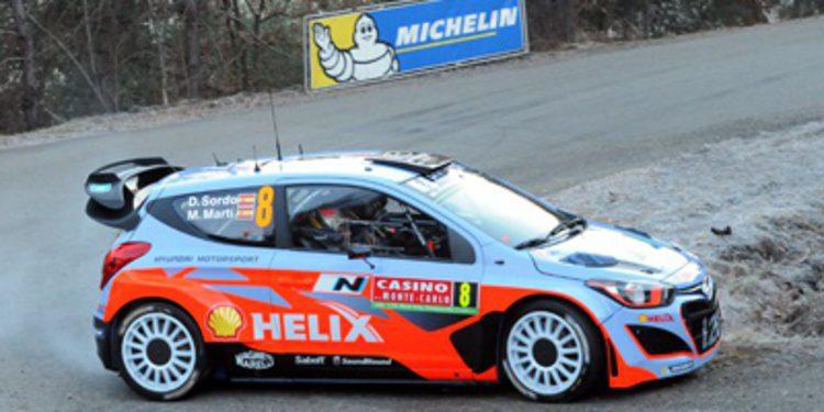 Dani Sordo quiere seguir en Hyundai Motorsport en 2015