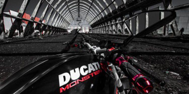 Ponemos a prueba a la increible Ducati Monster 796