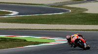 El warm up de MotoGP para Marc Márquez en Mugello