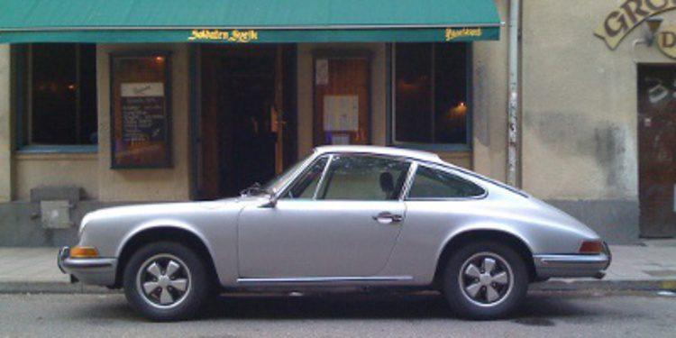 Recordamos al genuino y olvidado Porsche 912