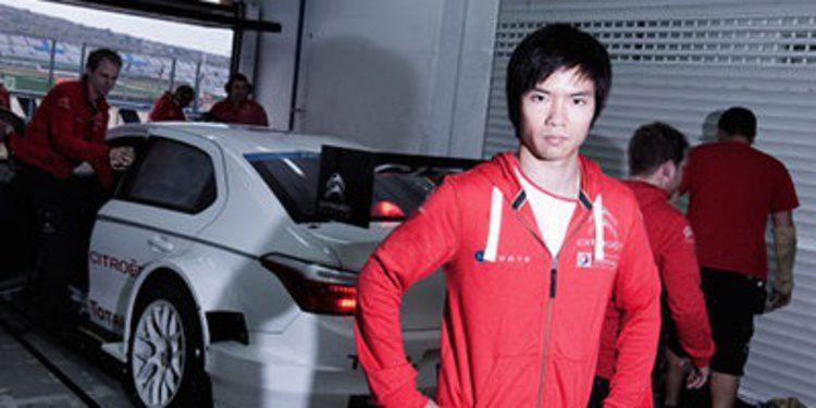 Ma Qing Hua conducirá el cuarto Citroen en Moscú