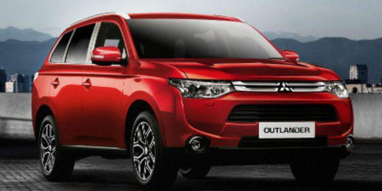 Nuevo Mitsubishi Outlander 220 DI-D Motion 2WD