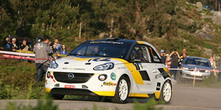Trofeos y Copas en el Rally Rías Baixas