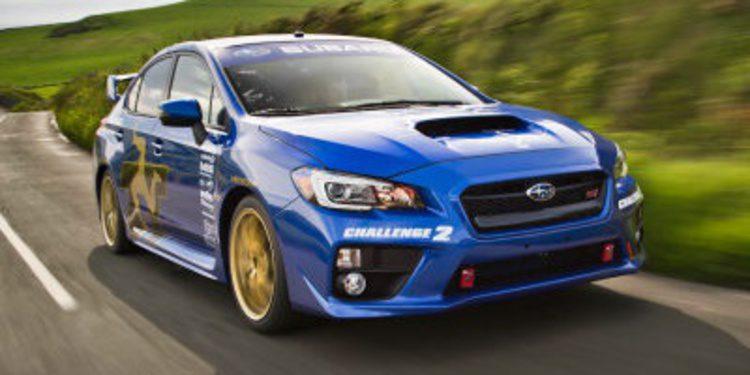 El Subaru STI vuelve a batir el récord de Isla de Man