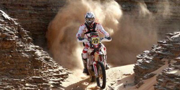 Los líderes del Mundial Cross Country inscritos en el Sardegna Rally Race