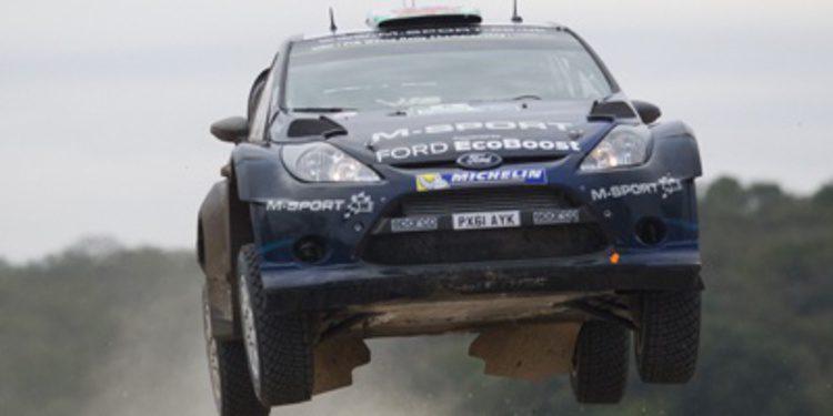 M-Sport quiere reencontrar el ritmo en el Rally de Italia