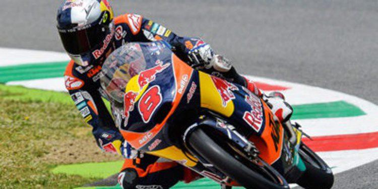 Test de Moto2 y Moto3 en el Circuito de Mugello