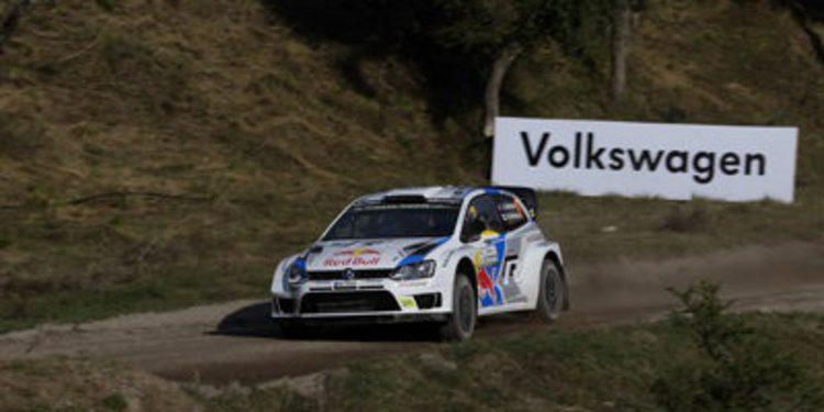 Dureza, calor y mil trampas en el Rally de Cerdeña del WRC