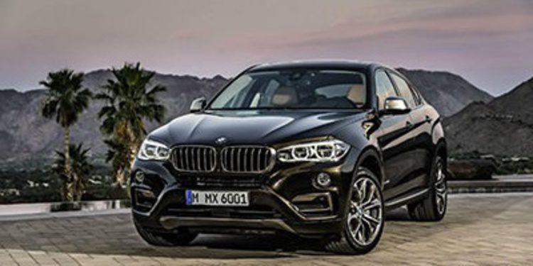 Se filtra la nueva generación del BMW X6