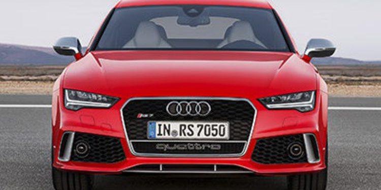 El impactante Audi RS7 se actualiza