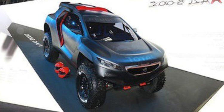 Pasos y novedades en el asalto de Peugeot al Dakar