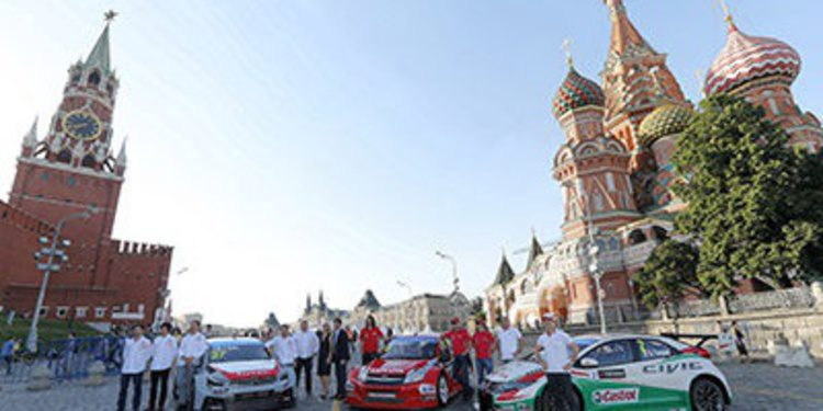 El WTCC llega a Moscú con Pechito López como líder