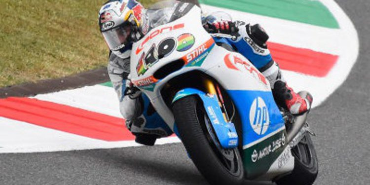 Paginas Amarillas nuevo sponsor de Pons en Moto2