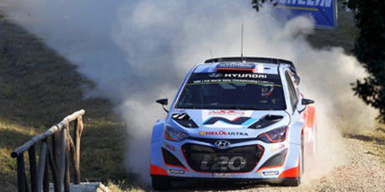 Directo del Rally de Italia del WRC 2014 - Primer bucle